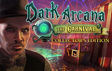 Dark Arcana: The Carnival Collector's Edition Mac Game