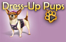 Dress-Up Pups Mac Game