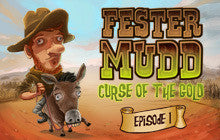 Fester Mudd: Curse of the Gold Mac Game