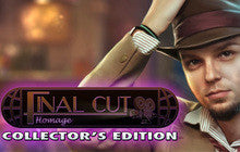 Final Cut: Homage Collector's Edition Mac Game