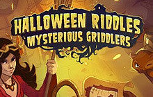 Halloween Riddles Mysterious Griddlers Mac Game