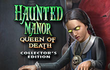 Haunted Manor: Queen of Death Collector's Edition Mac Game