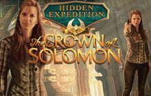 Hidden Expedition: The Crown of Solomon Mac Game