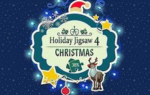 Holiday Jigsaw Chirstmas 4 Mac Game