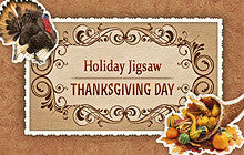 Holiday Jigsaw Thanksgiving Day Mac Game