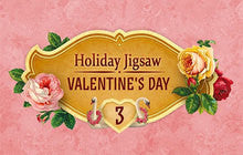 Holiday Jigsaw Valentine's Day 3 Mac Game