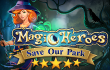 Magic Heroes: Save Our Park Mac Game