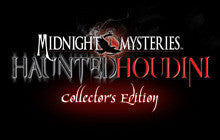 Midnight Mysteries: Haunted Houdini Collector's Edition Mac Game