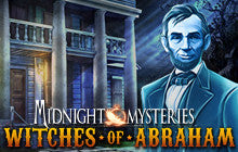 Midnight Mysteries: Witches of Abraham Mac Game