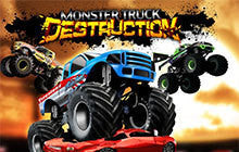 Monster Truck Destruction Mac Game