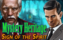Mystery Heritage: Sign of the Spirit Mac Game