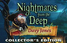 Nightmares from the Deep: Davy Jones Collector's Edition Mac Game