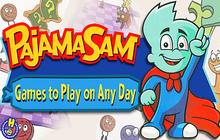 Pajama Sam: Games to Play on Any Day Mac Game