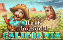 Rush for Gold: California Mac Game