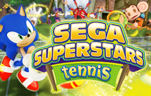 SEGA Superstars Tennis Mac Game