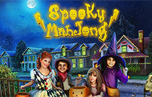Spooky Mahjong Mac Game