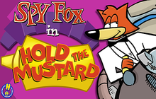 Spy Fox in Hold The Mustard Mac Game