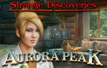 Strange Discoveries: Aurora Peak Mac Game