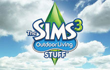 The Sims 3 Outdoor Living Stuff Mac Game