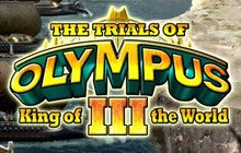The Trials of Olympus III: King of the World Mac Game