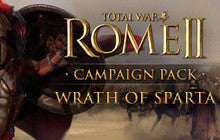 Total War: ROME II - Wrath of Sparta Mac Game