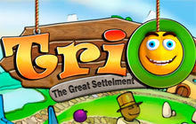 Trio: The Great Settlement Mac Game