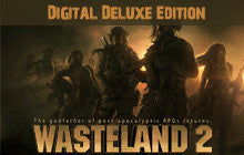 Wasteland 2 Digital Deluxe Edition Director's Cut Mac Game