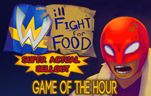 Will Fight for Food: Super Actual Sellout: Game of the Hour Mac Game