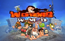 Worms W.M.D. Mac Game