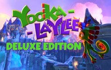 Yooka-Laylee Deluxe Edition Mac Game