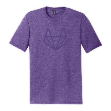 Purple-On-Purple T-Shirt