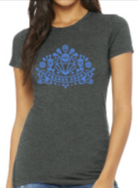 Prague GItLab Tee- Women's