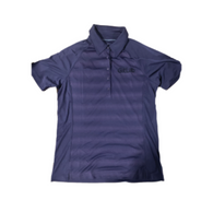Fitted Purple Polo