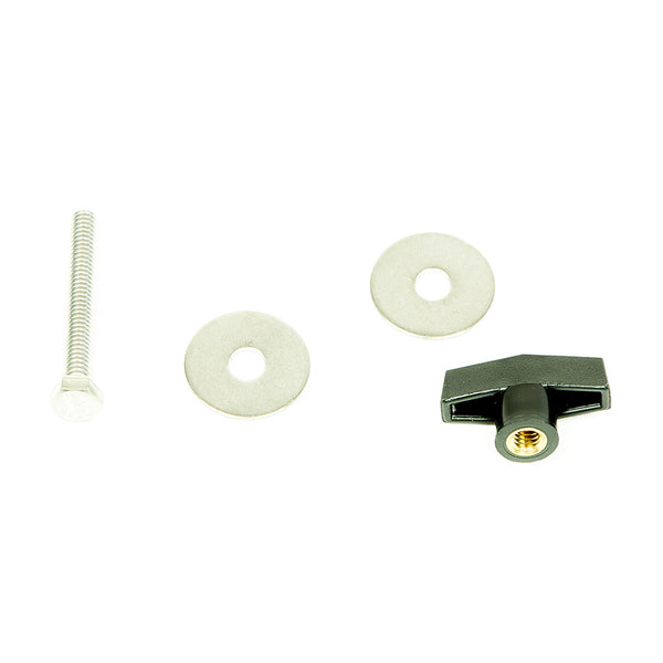 Wing Nut with Hardware Kit (3
