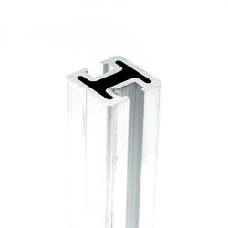 Glass Rack Pole Material at 99