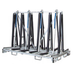HD Glass Transport Rack (4,000 lb) - 82