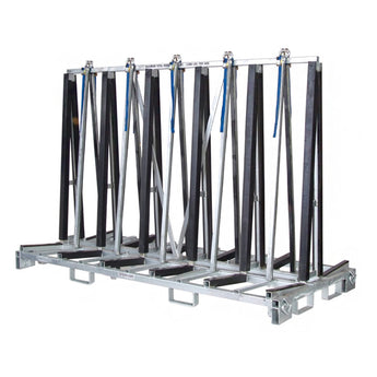 HD Glass Transport Rack (4,000 lb) - 96
