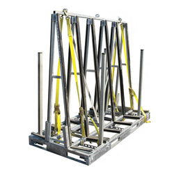 HD Glass Transport Rack (10,000 lb)