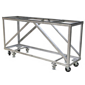 Heavy Duty Glass Fabrication Table M