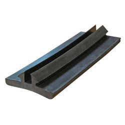 Glass Rack Rubber Lining (Horizontal) - 8'