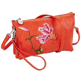 20950 Orange Cross Body
