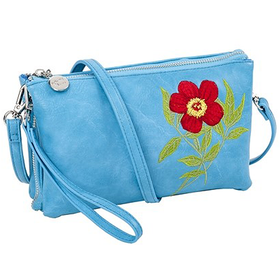 20951 Turquoise Cross Body