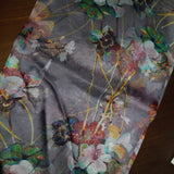 Mixed 100% Silk Scarves