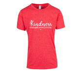 Kindness Changes Everything - Mens Short Sleeve Tee
