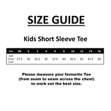 Hello Sunshine - Kids Short Sleeve Tee