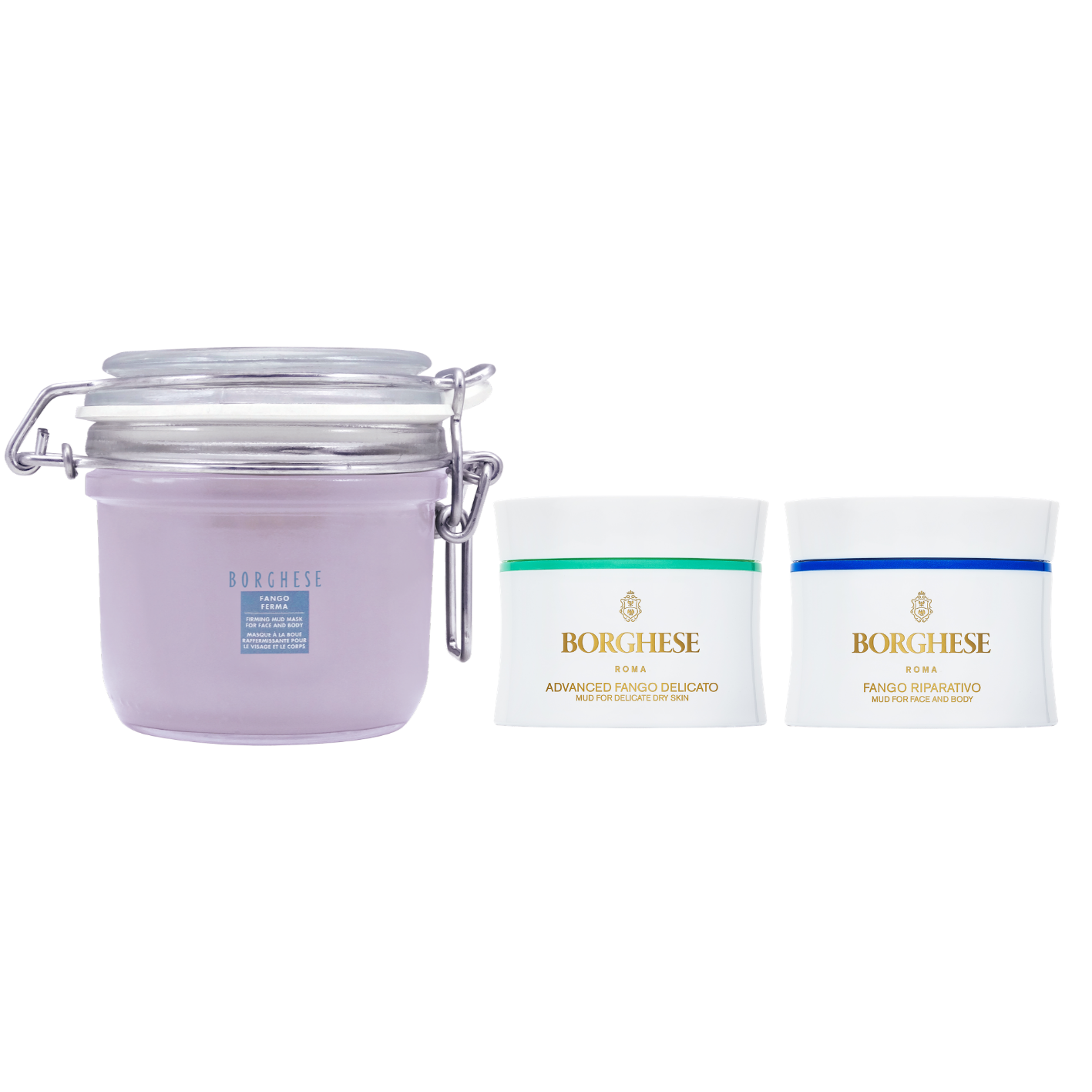 【Buy 1 get 2 Free】Anniversary Limited Fango Mud Mask Set (Firming)