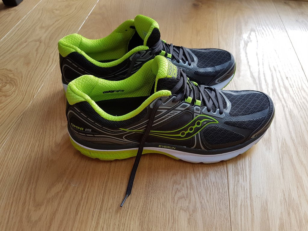 Running Shoes: When to invest in a new pair?