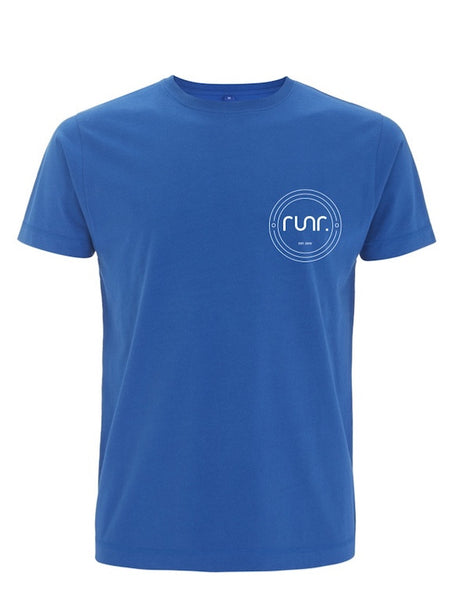 Men's Runr Badge T-Shirt