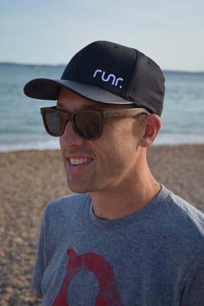 Runr Carbon Lifestyle Hat