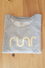 Women's Grey & Gold Jumper